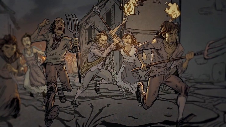 Rob Zombie's French Revolution