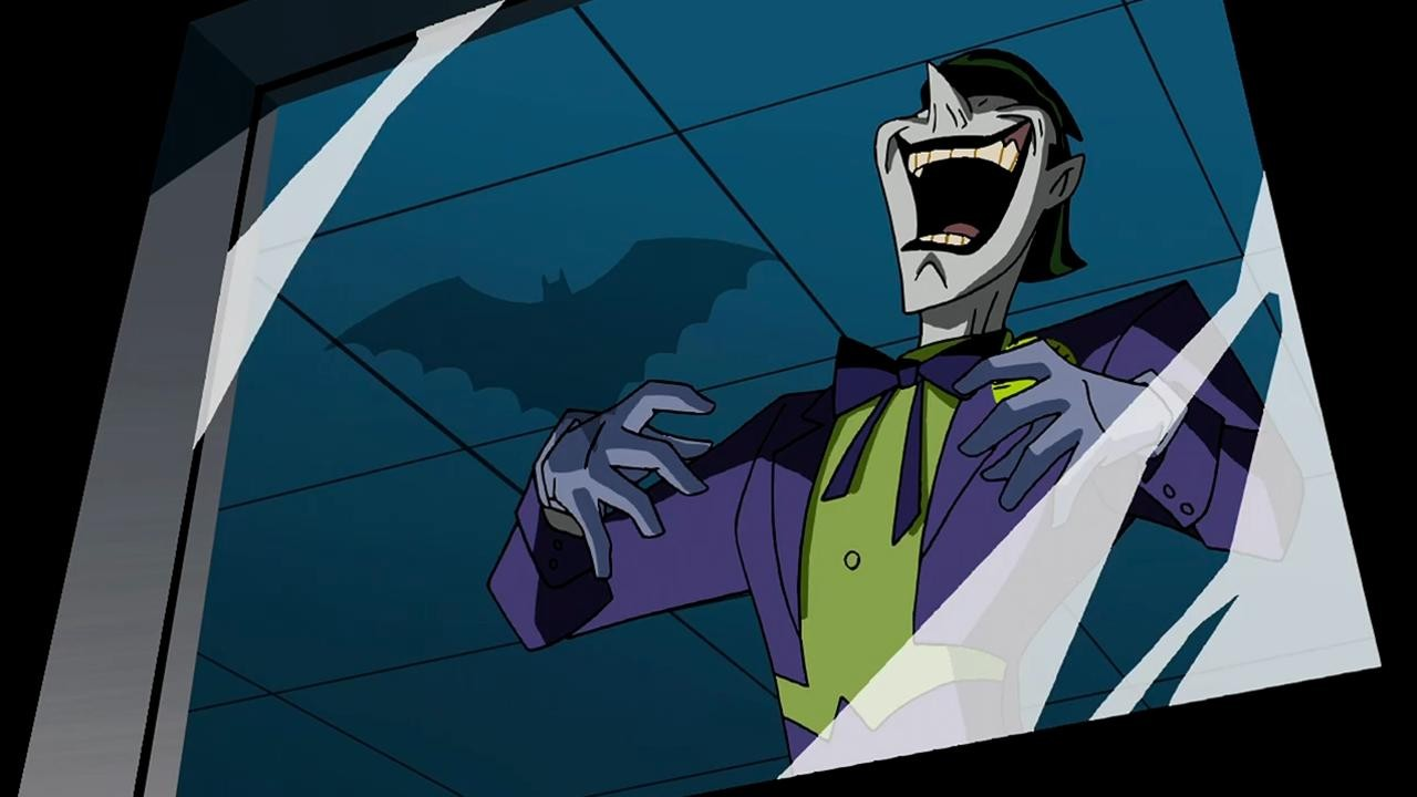 Batman Beyond: Return of the Joker (2000) | MUBI