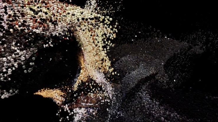 Kinect Particles
