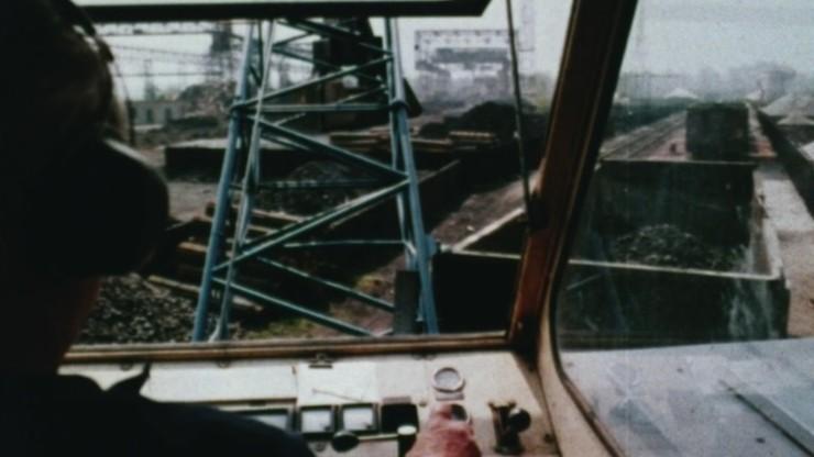 TAKRAF Eisenbahndrehkrane