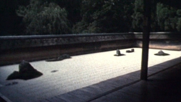 Ma: Space/Time in the Garden of Ryoan-Ji