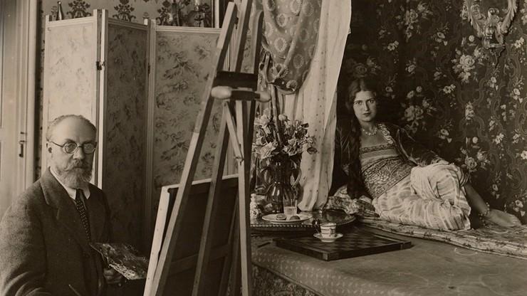Matisse ou Le talent de bonheur