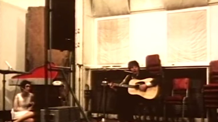 Blackbird, Rehearsal