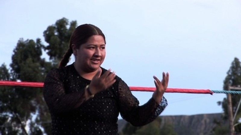 Cholita Libre: If You Don't Fight, You've Already Lost