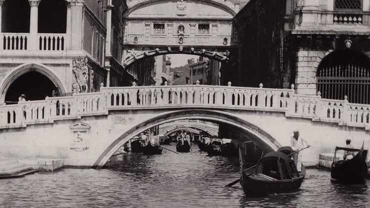 [The Bridge of Sighs, Venice]