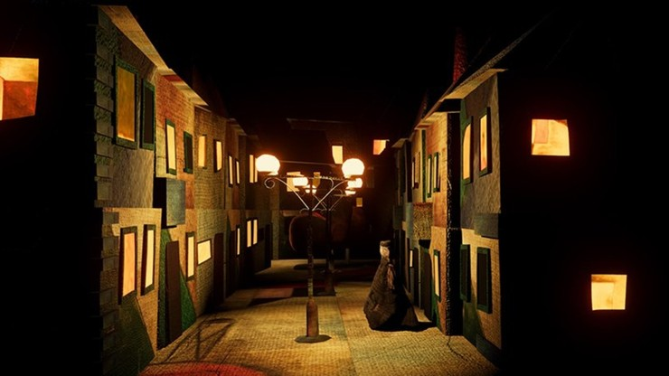 Unframed: Paul Klee's Hand Puppets