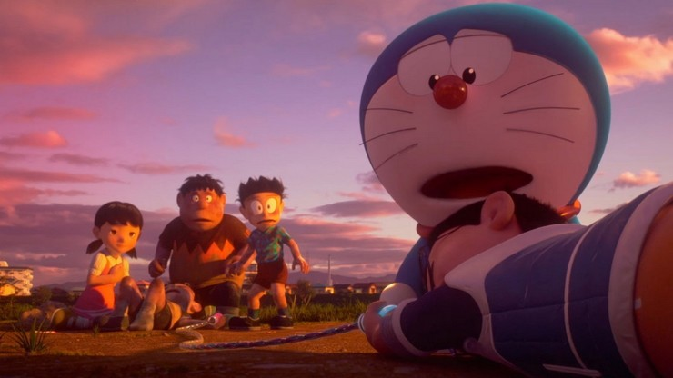 Stand By Me, Doraemon 2