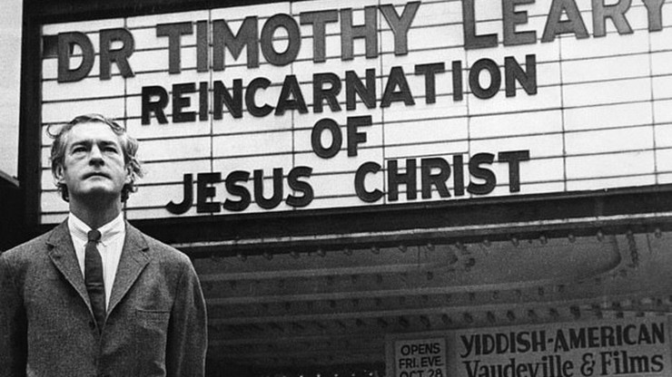 Tim Leary: The Art of Dying
