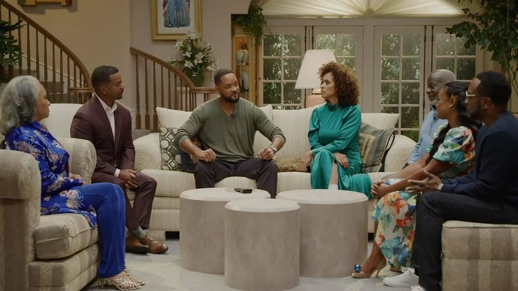 Fresh Prince of Bel-Air Reunion