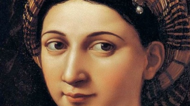 The Women, the Sonnets, the Loves of Raphael