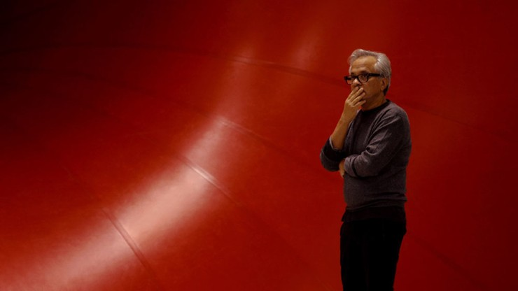 Under the Skin, in conversation with Anish Kapoor
