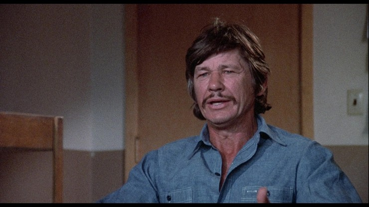 Charles Bronson, Hollywood's Lone Wolf