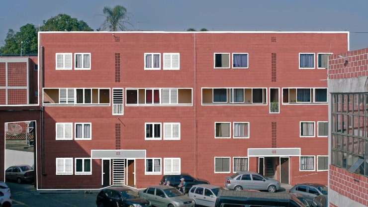 Social Housing - Projects of a Brazil