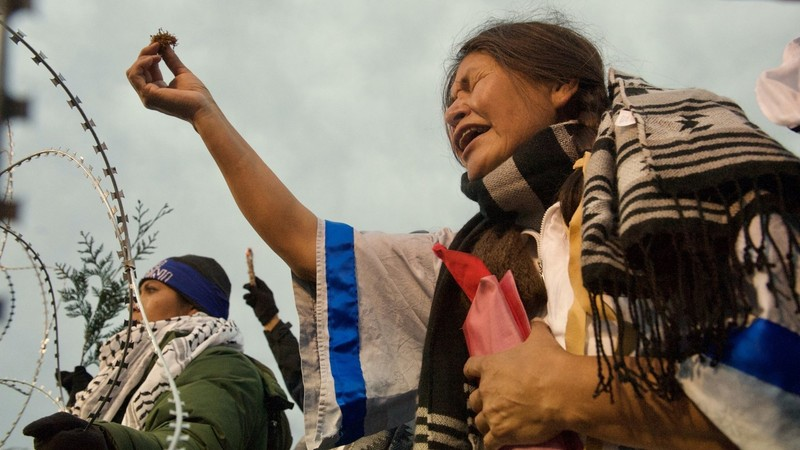 End of the Line: The Women of Standing Rock