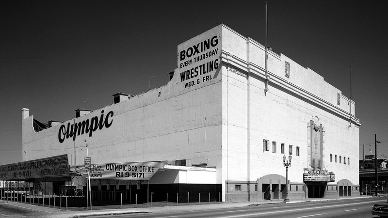 18th & Grand: The Olympic Auditorium Story