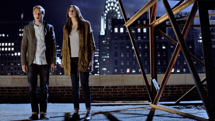Doctor Who: The Angels Take Manhattan
