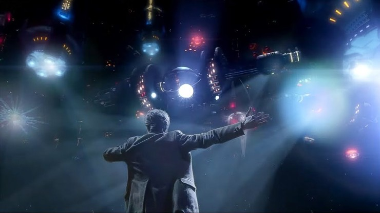 Doctor Who: The Pandorica Opens