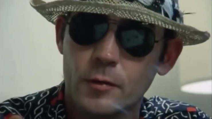 Omnibus: Fear and Loathing in Gonzovision