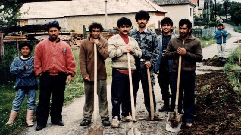 The Gypsies of Svinia