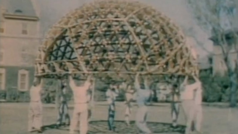 Buckminster Fuller: Thinking Out Loud
