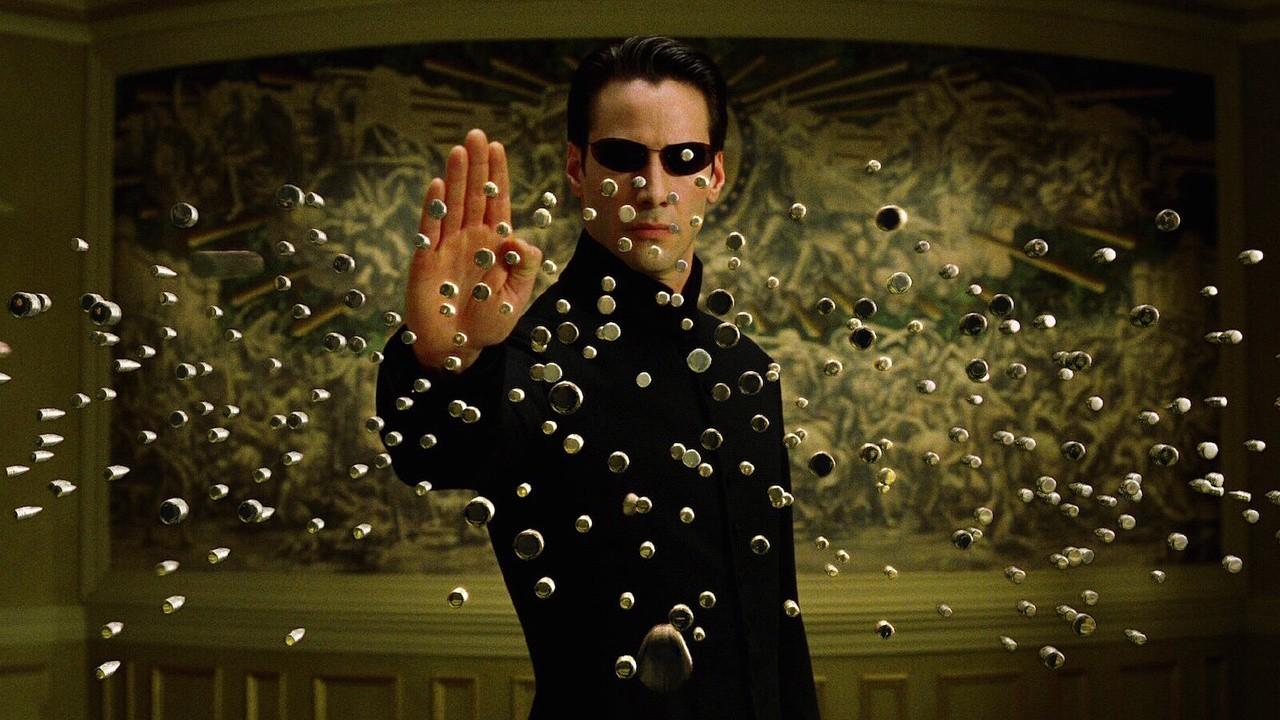 The Matrix Reloaded 2003 Mubi