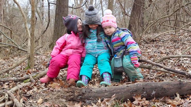 Forest Hymn for Little Girls