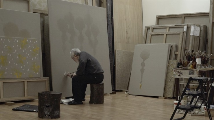 The Man Who Paints Water Drops