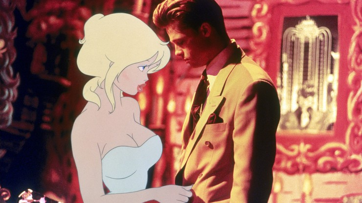 Cool world: una rubia entre dos mundos
