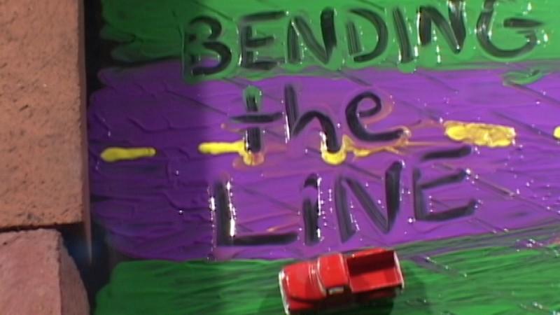 Bending the Line