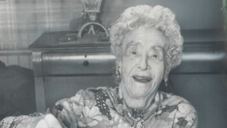 At 99: A Portrait of Louise Tandy Murch