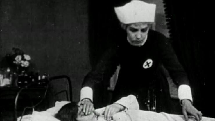 Nurse and Martyr