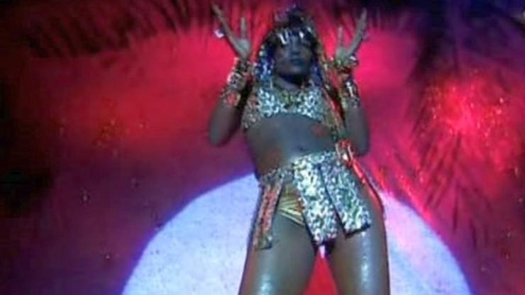 La reina del baile