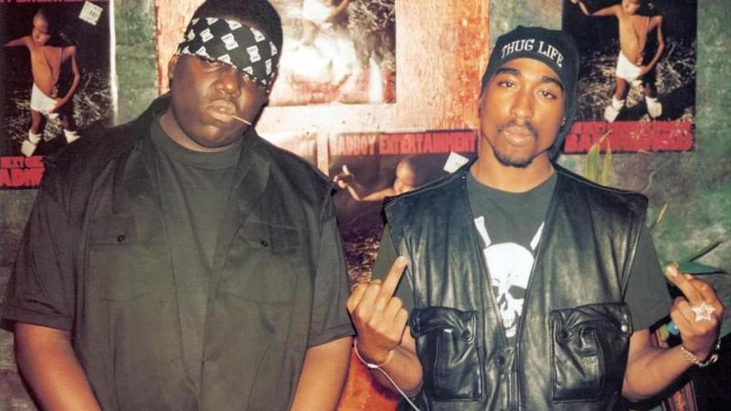 Biggie & Tupac