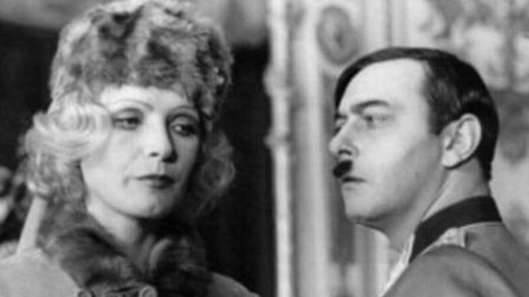 Adolf and Marlene
