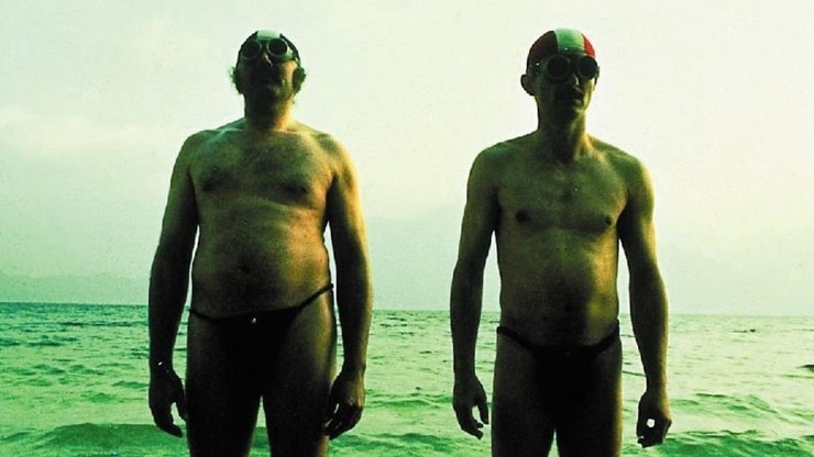 The Atlantic Swimmers