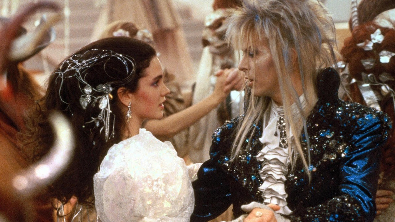 20. Labyrinth (1986): Seeing Sarah grow up and see the Goblin King again would have been a dream come true.