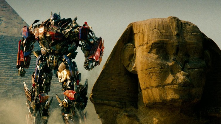 Transformers: la revanche
