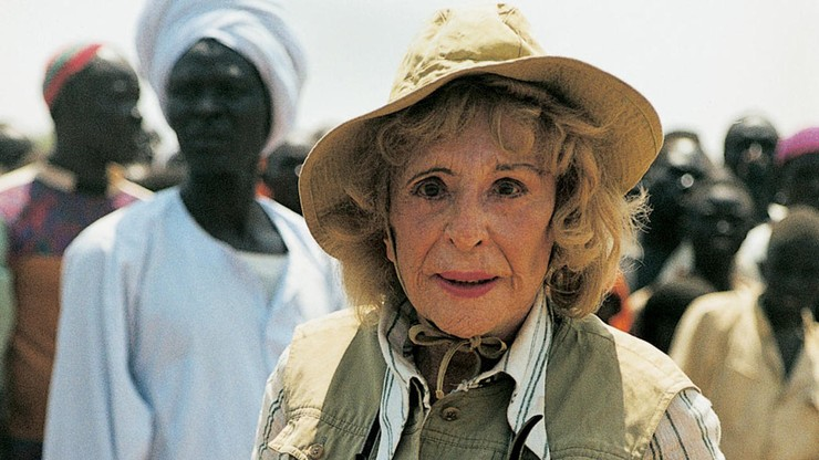 Leni Riefenstahl: Her Dream of Africa