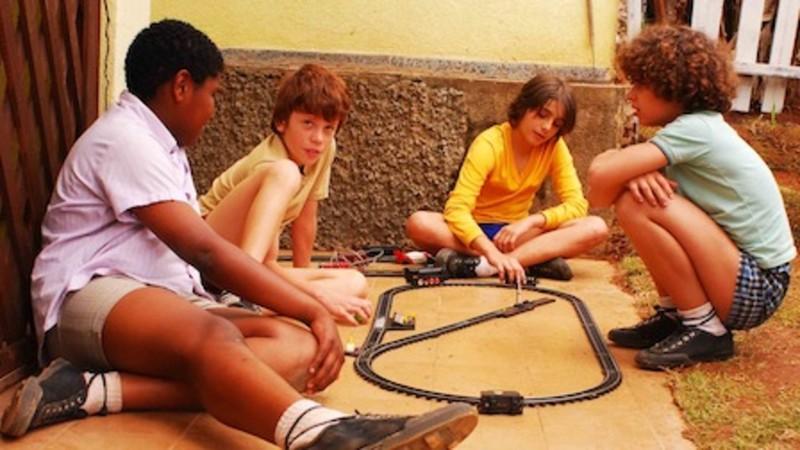 Boys in Kichute