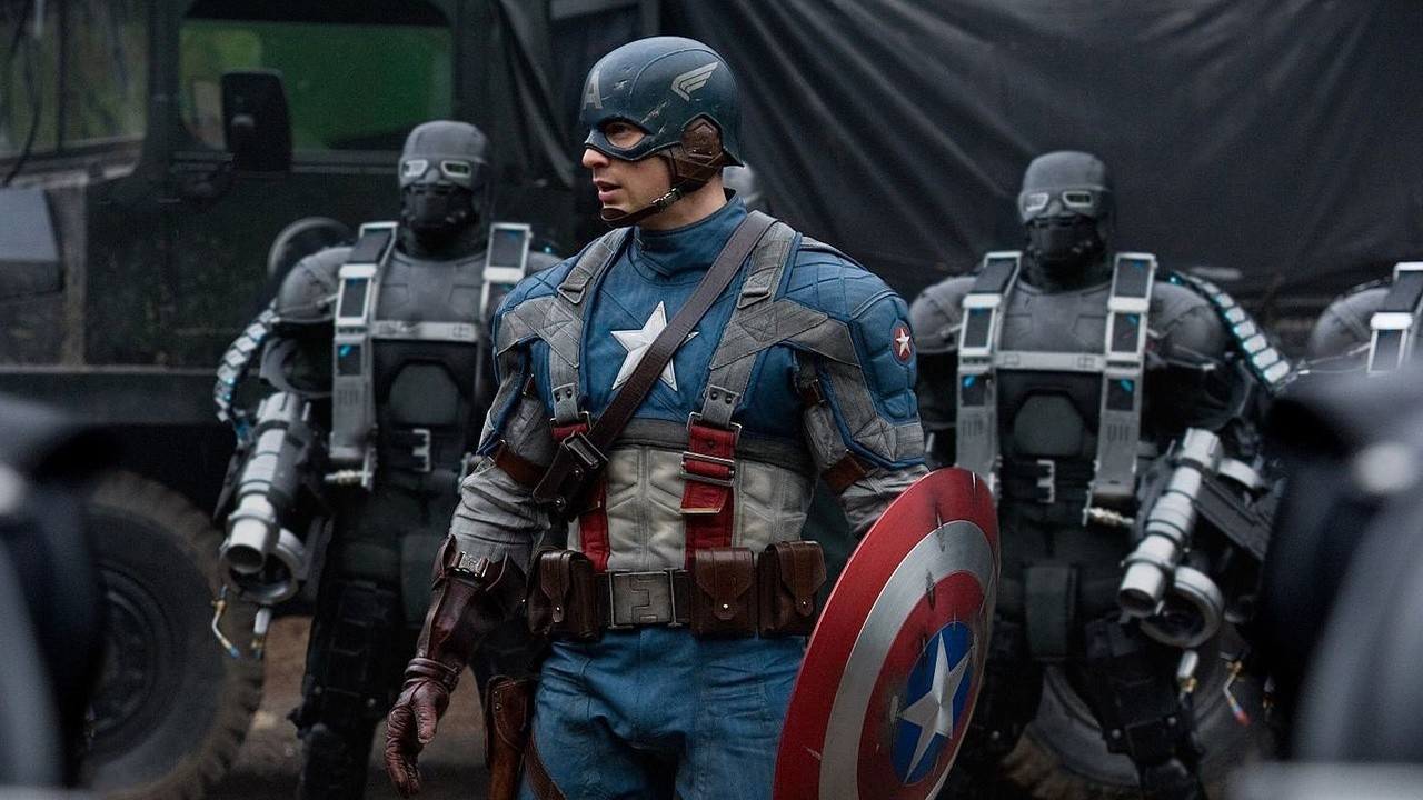 Captain America 20   MUBI