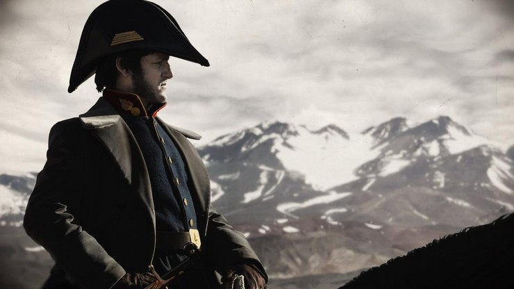 Revolution: The Crossing of the Andes