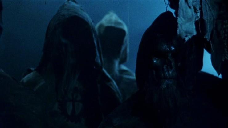 Das Geisterschiff der reitenden Leichen