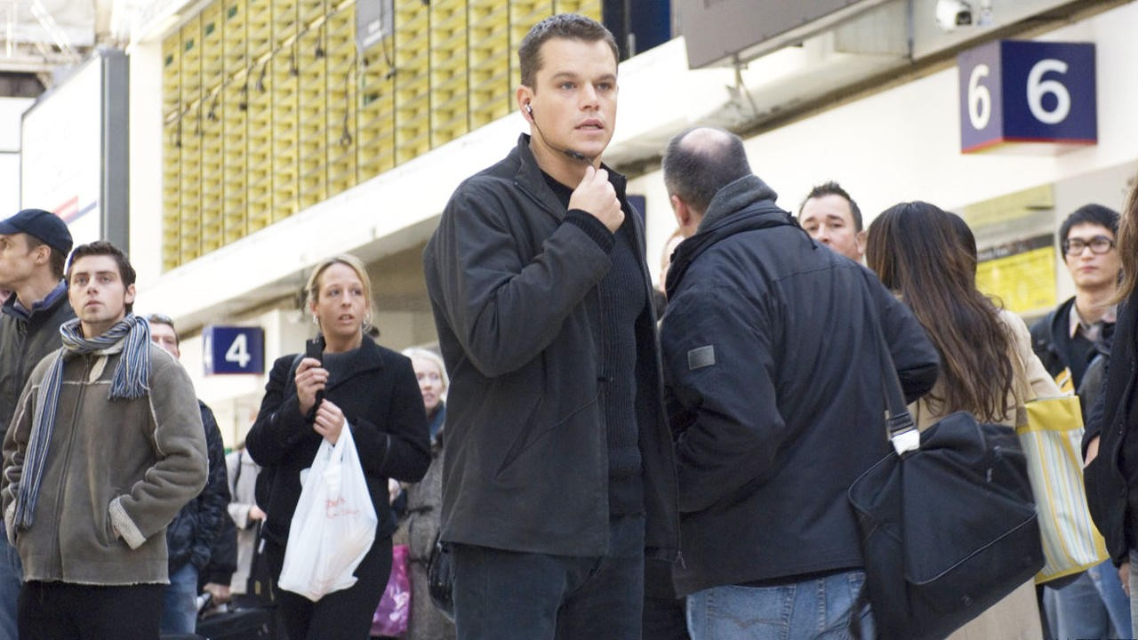 The Bourne Ultimatum 2007 Mubi