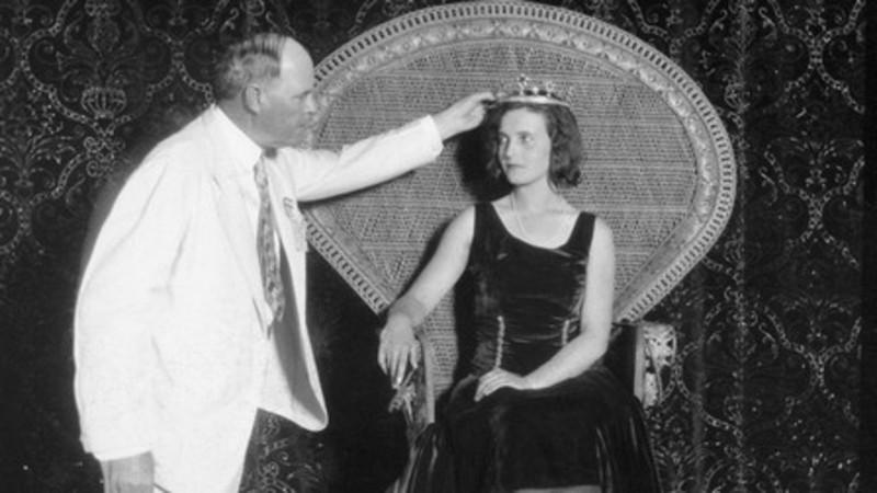 Miss Universe 1929 - Lisl Goldarbeiter. A Queen in Wien