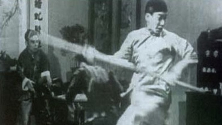 The Story of Wong Fei-hung, Part 1: Wong Fei-hung's Whip That Smacks the Candle