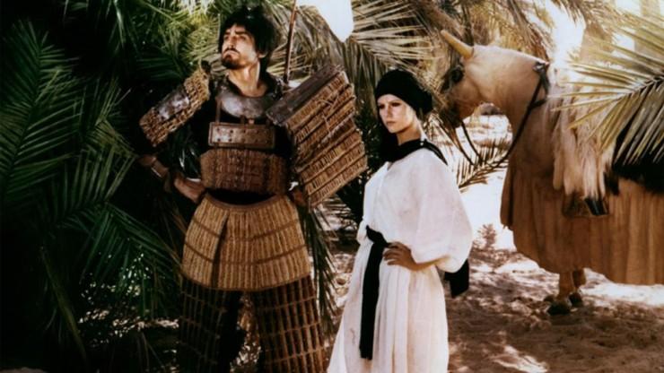 Brancaleone at the Crusades