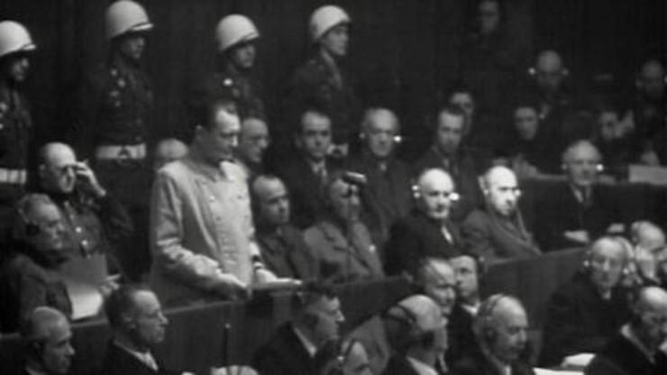Nuremberg: The Nazis Facing Their Crimes