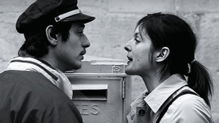 Madeleine and the Postman