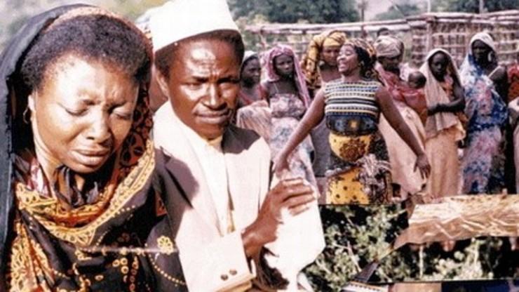 The Marriage of Mariamu