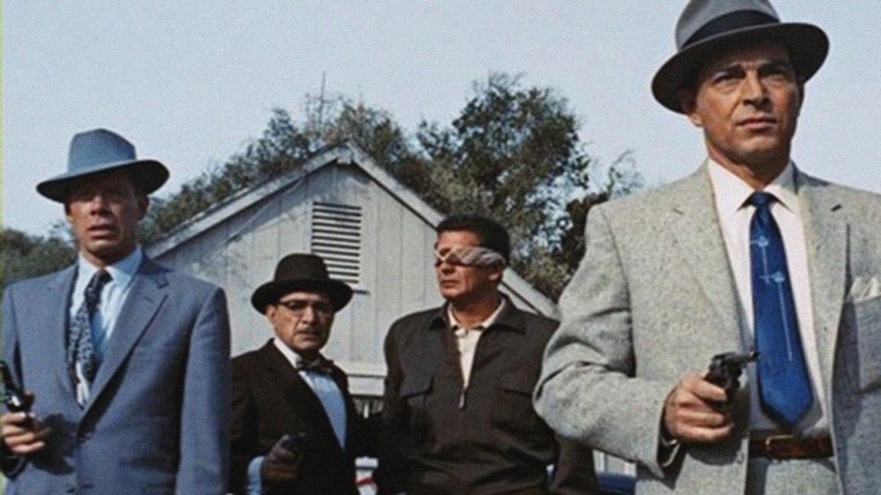 Violent Saturday (1955) | MUBI